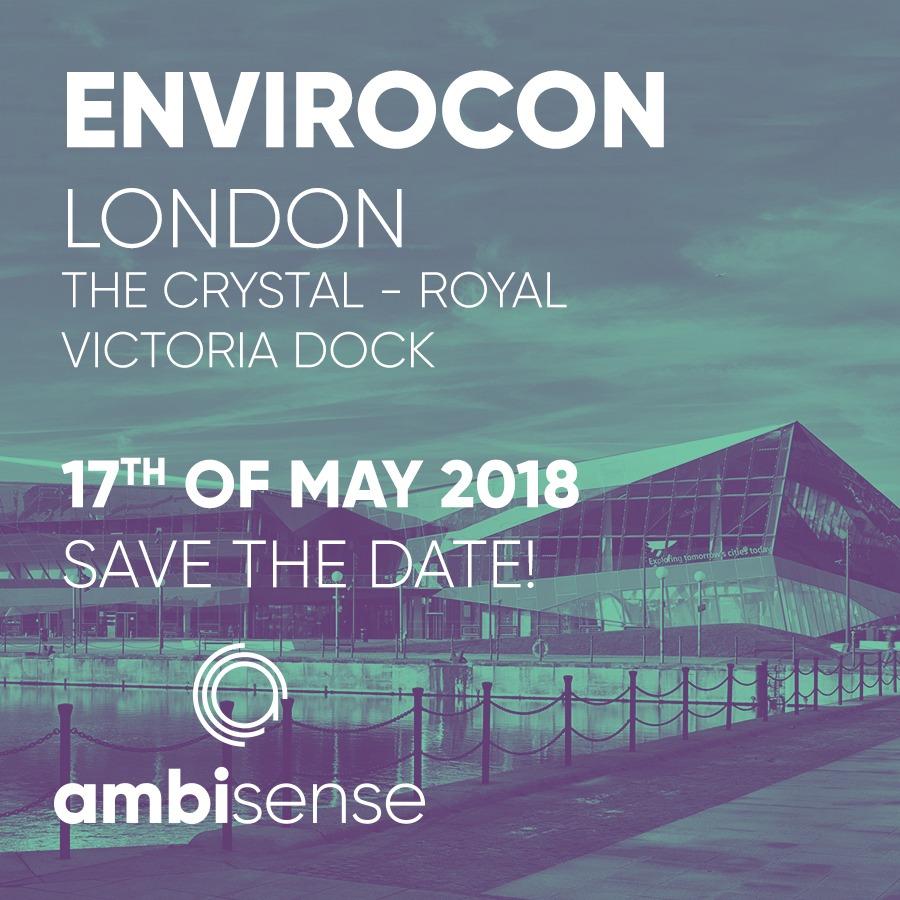 Envirocon! London 17th May